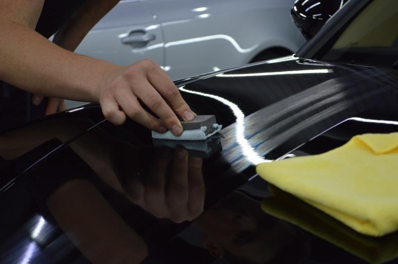 Керамика кварцевые составы GYEON на автомобиль