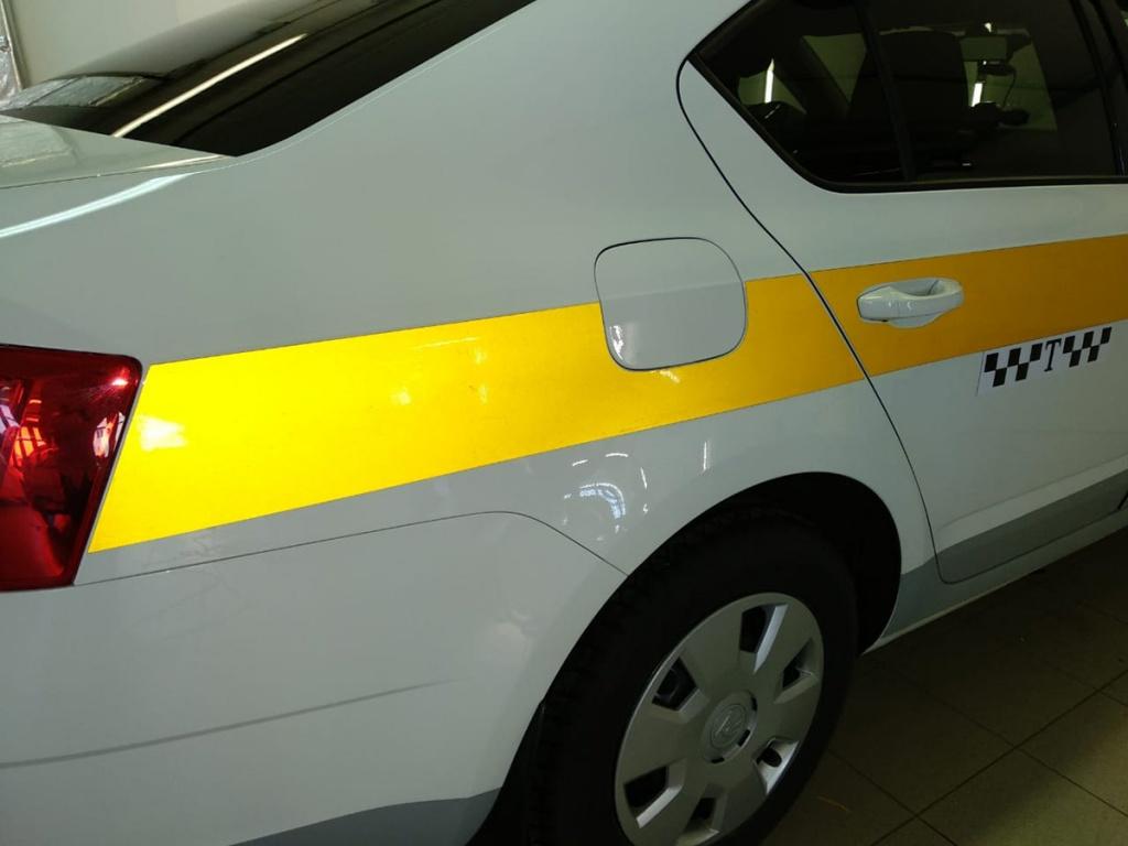 Цвет такси в подмосковье